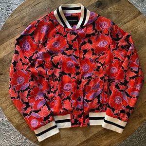 Girly/sporty bomber jacket